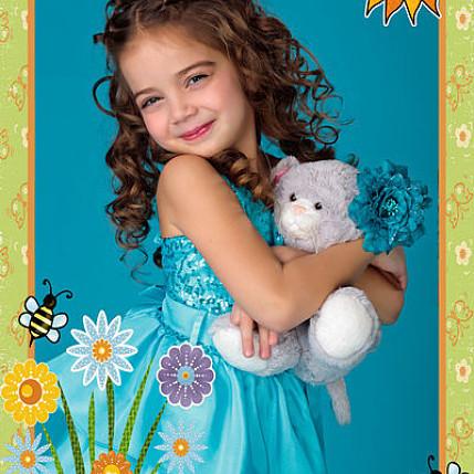Фотосессия для детей